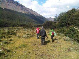 More walking...!
