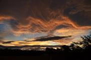 Sunset in Chilean Tierra del Fuego...